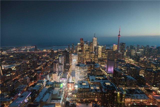 #4809 - 386 Yonge St, Toronto C4085236