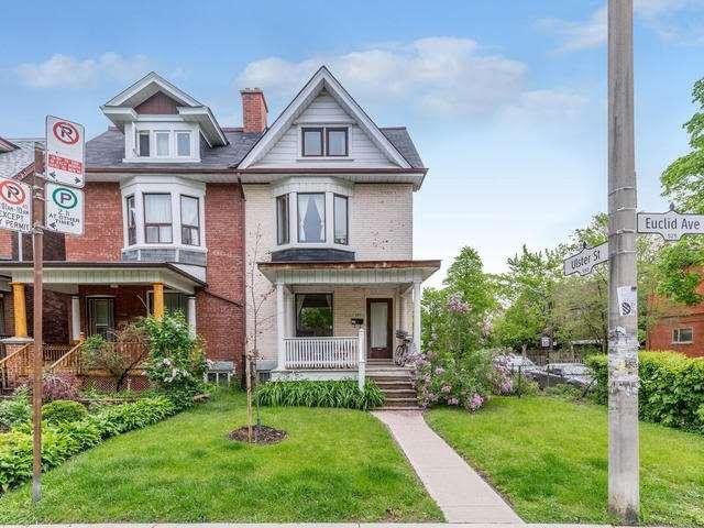 525 Euclid Ave, Toronto C4090962