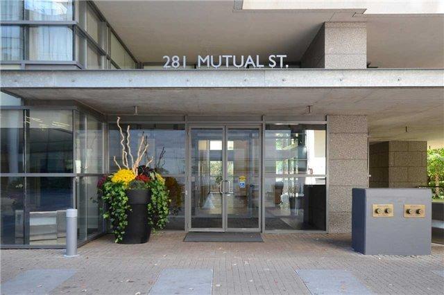 #507 - 281 Mutual St, Toronto C4091461