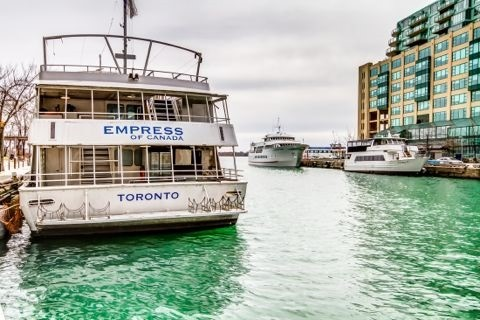 #408 - 77 Harbour Sq, Toronto C4093172