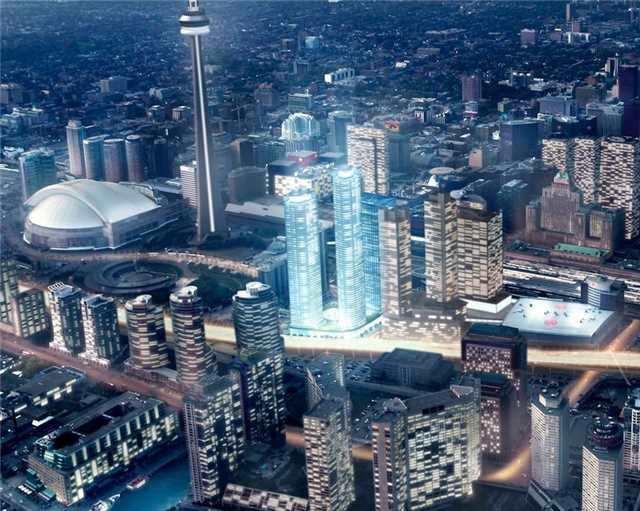 #4311 - 12 York St, Toronto C4095654