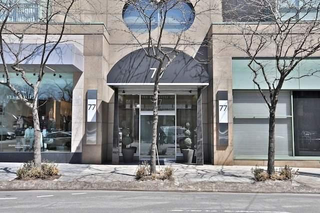 #308 - 77 Avenue Rd, Toronto C4121650