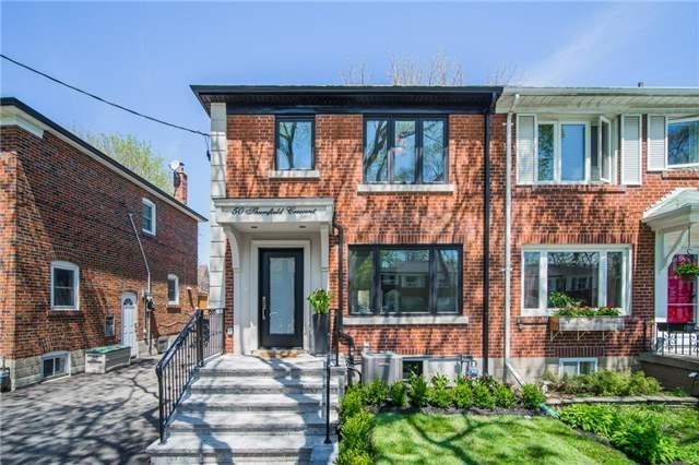 50 Thursfield Cres, Toronto C4127383