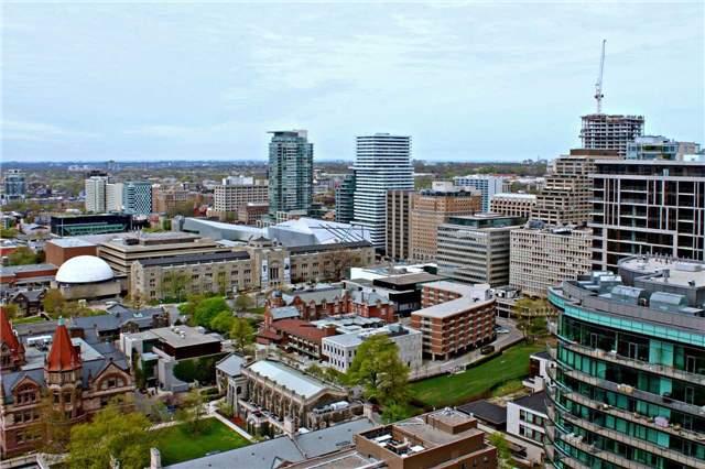 #2708 - 65 St Mary St, Toronto C4128455
