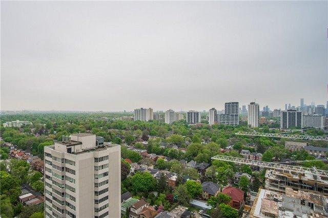 #2412 - 2181 Yonge St, Toronto C4137027