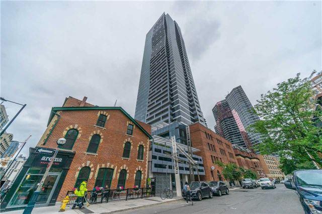 #807 - 5 St Joseph St, Toronto C4155502