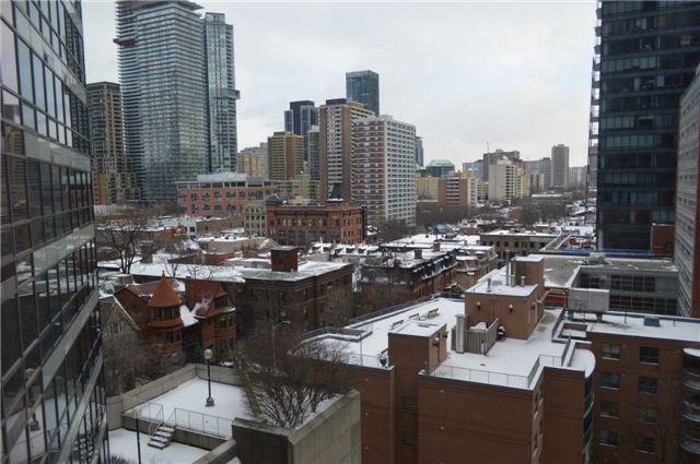 #1008 - 1001 Bay St, Toronto C4219089