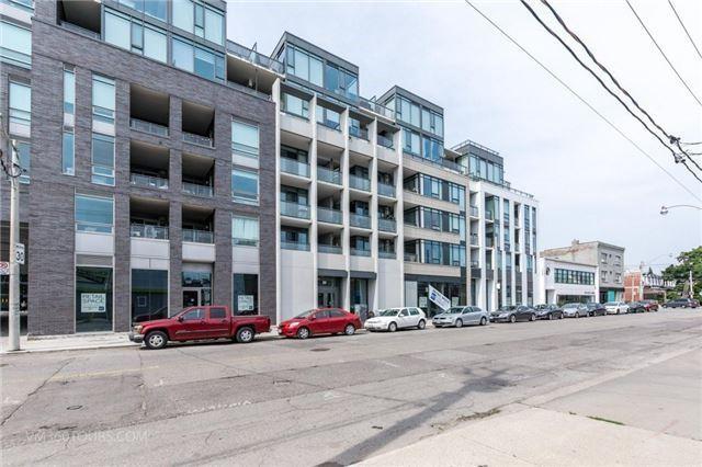 #605 - 20 Gladstone Ave, Toronto C4269522