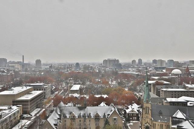 #1917 - 44 St Joseph St, Toronto C4306617