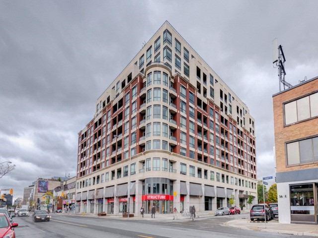 #1009 - 23 Glebe Rd, Toronto C4318440
