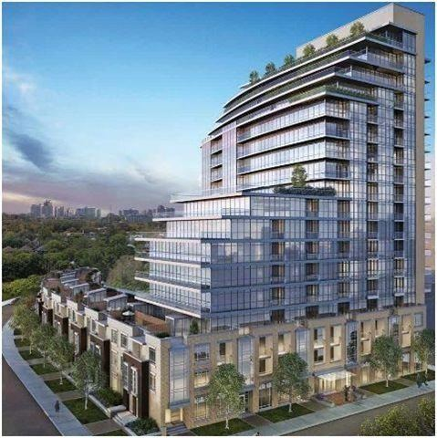 #911 - 60 Berwick Ave, Toronto C4341112