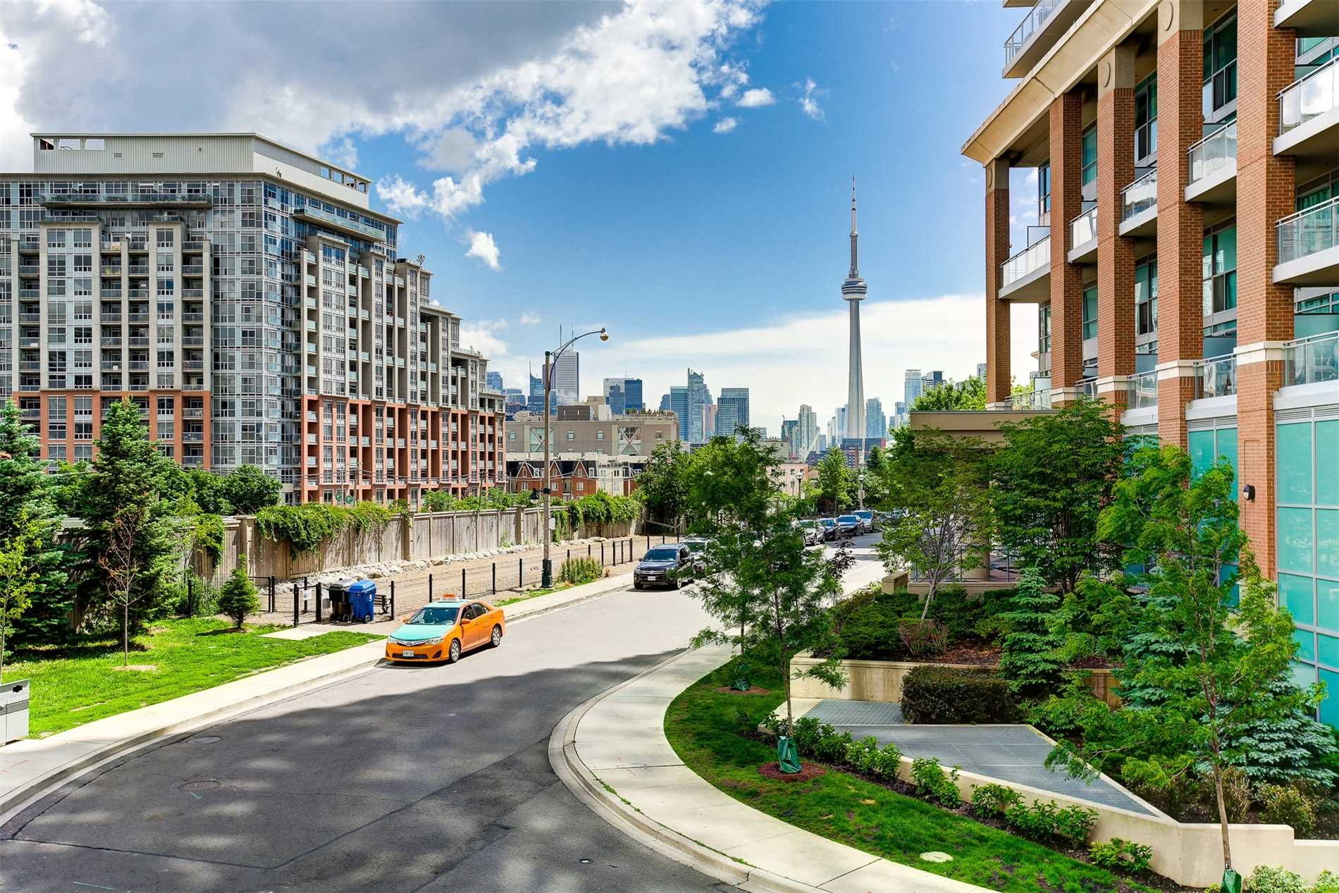 #203 - 125 Western Battery Rd, Toronto C4348968