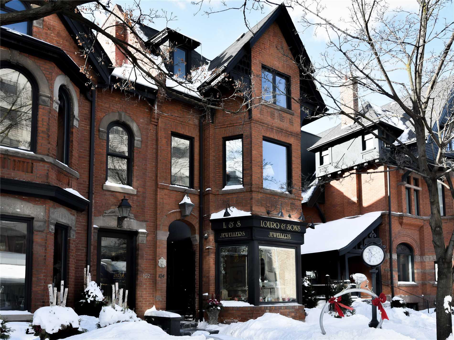 104 Avenue Rd, Toronto C4353108