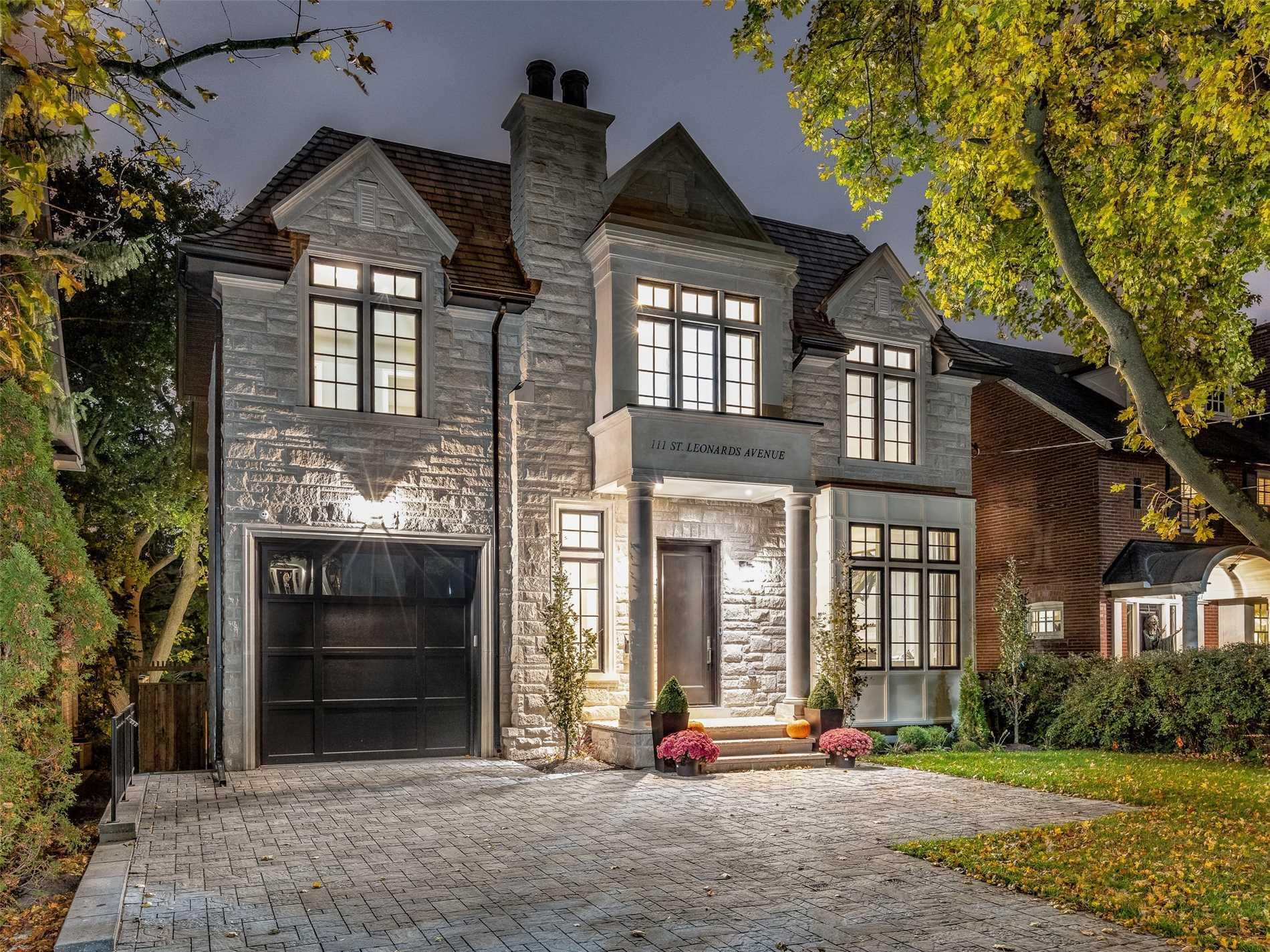 111 St Leonards Ave, Toronto C4397964