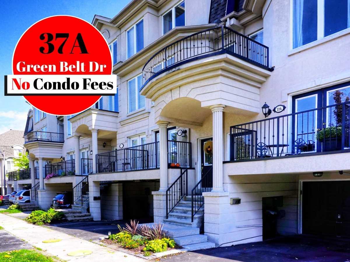 37A Green Belt Dr, Toronto C4398559