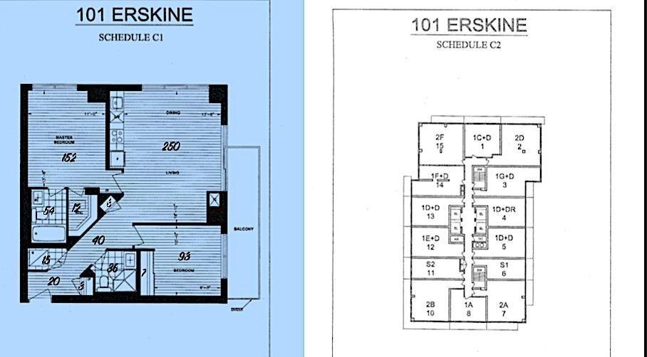 #815 - 101 Erskine Ave, Toronto C4400069