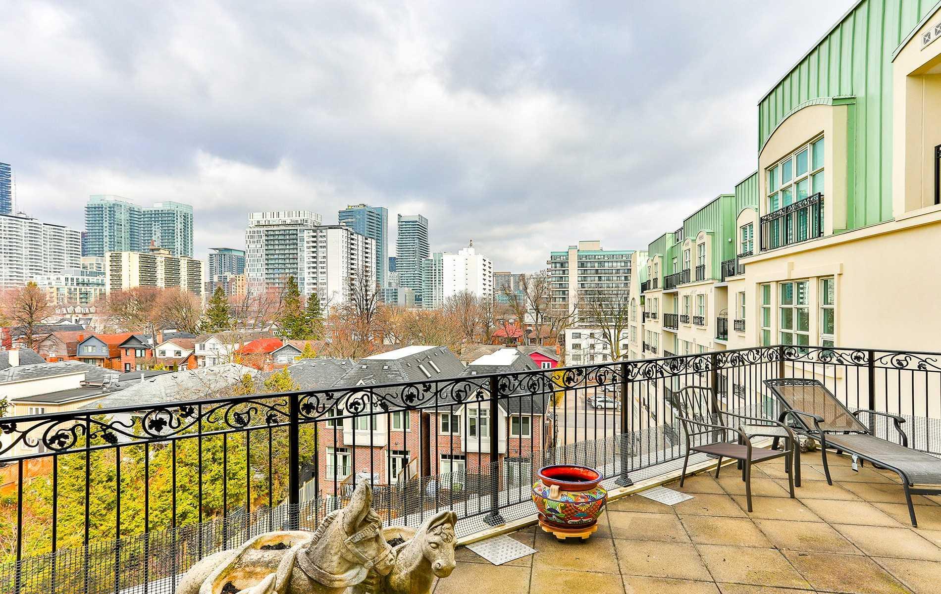 #613 - 650 Mount Pleasant Rd, Toronto C4410165