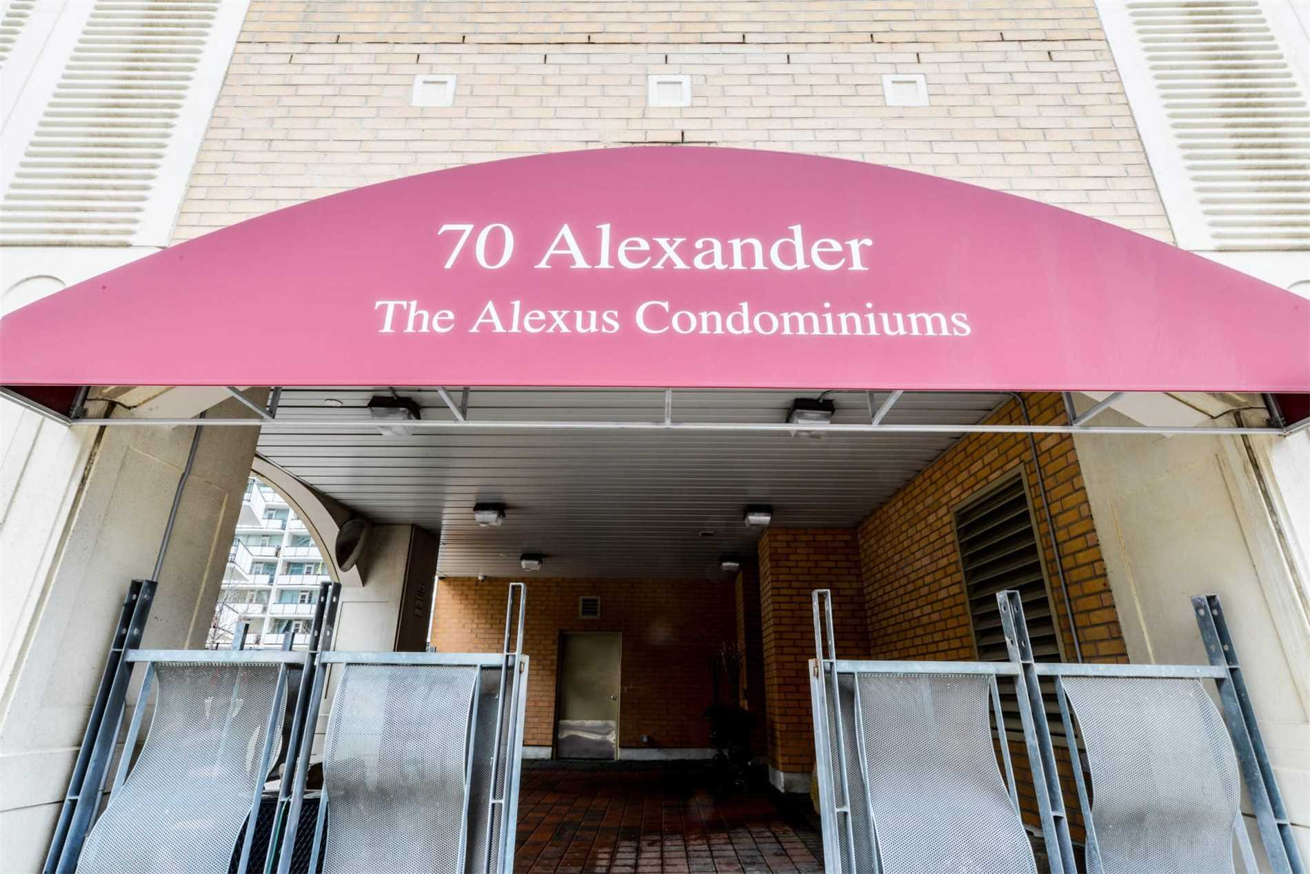 #505 - 70 Alexander St, Toronto C4410890