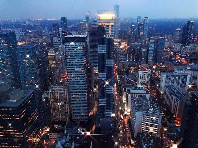 #6402 - 388 Yonge St, Toronto C4414263