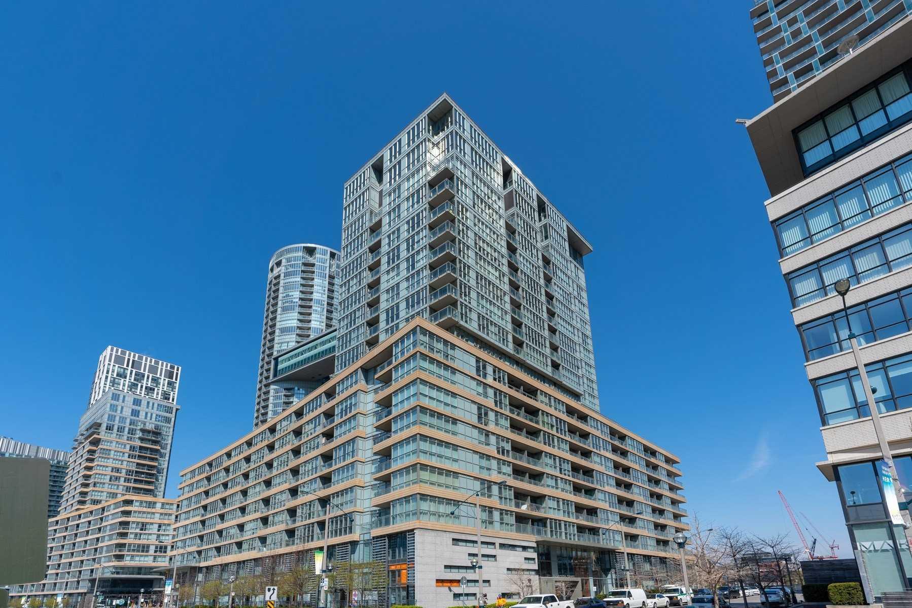 #1045 - 10 Capreol Crt, Toronto C4435587