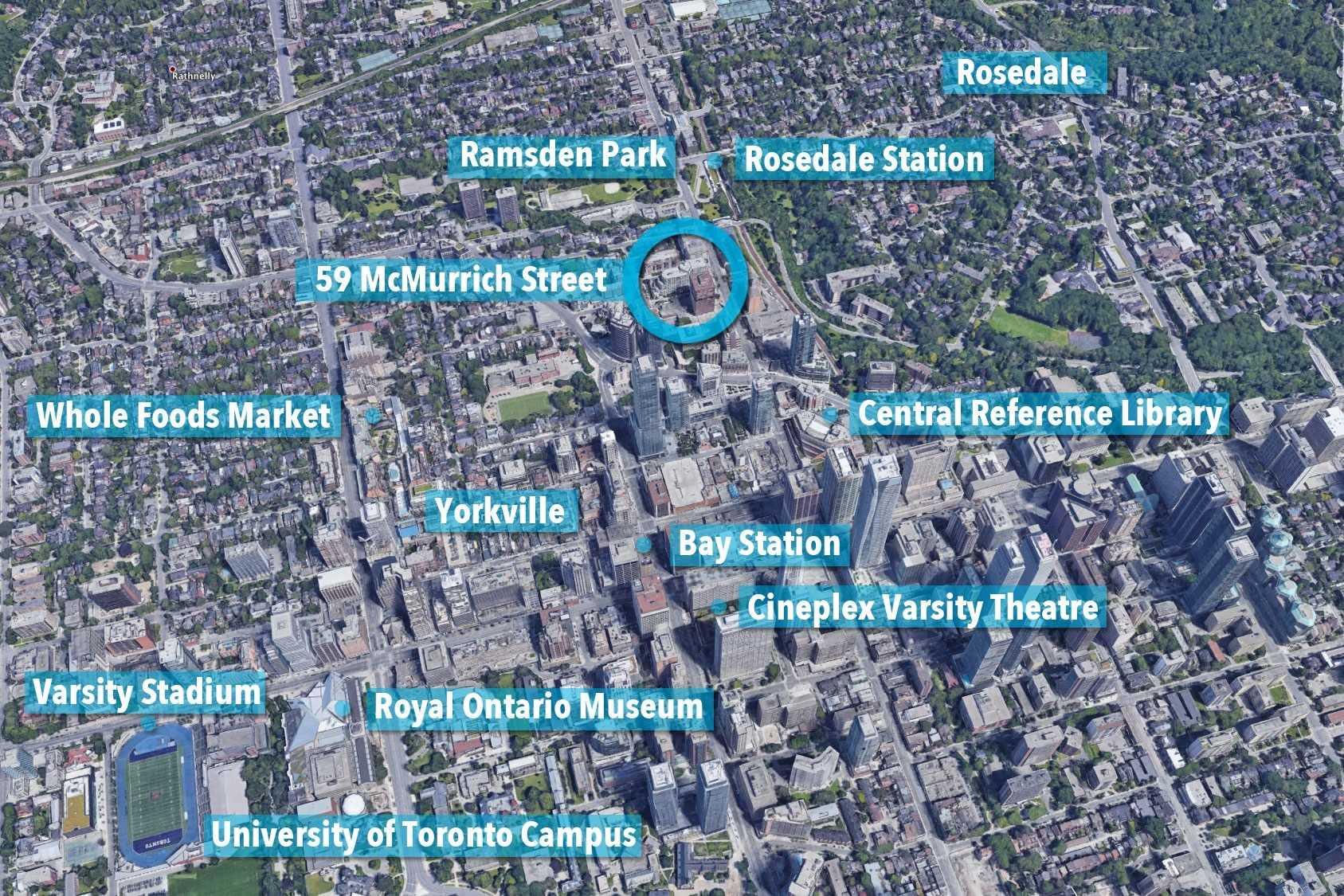 59 Mcmurrich St, Toronto C4439083