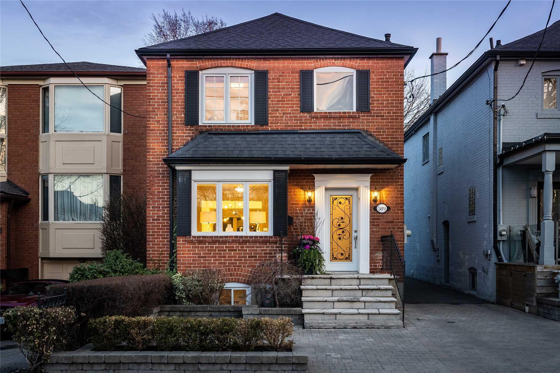 589 Balliol St, Toronto C4448649