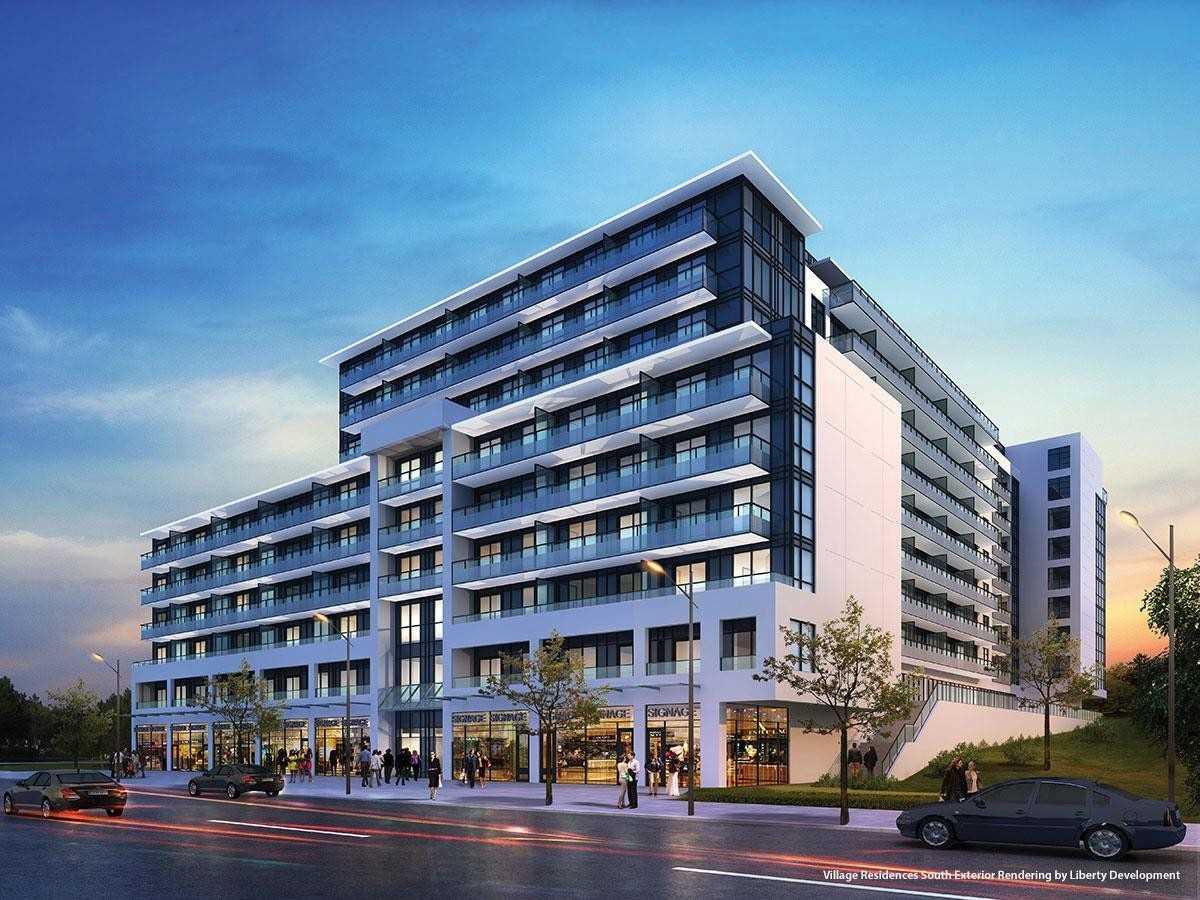 #606 - 591 Sheppard Ave E, Toronto C4448724