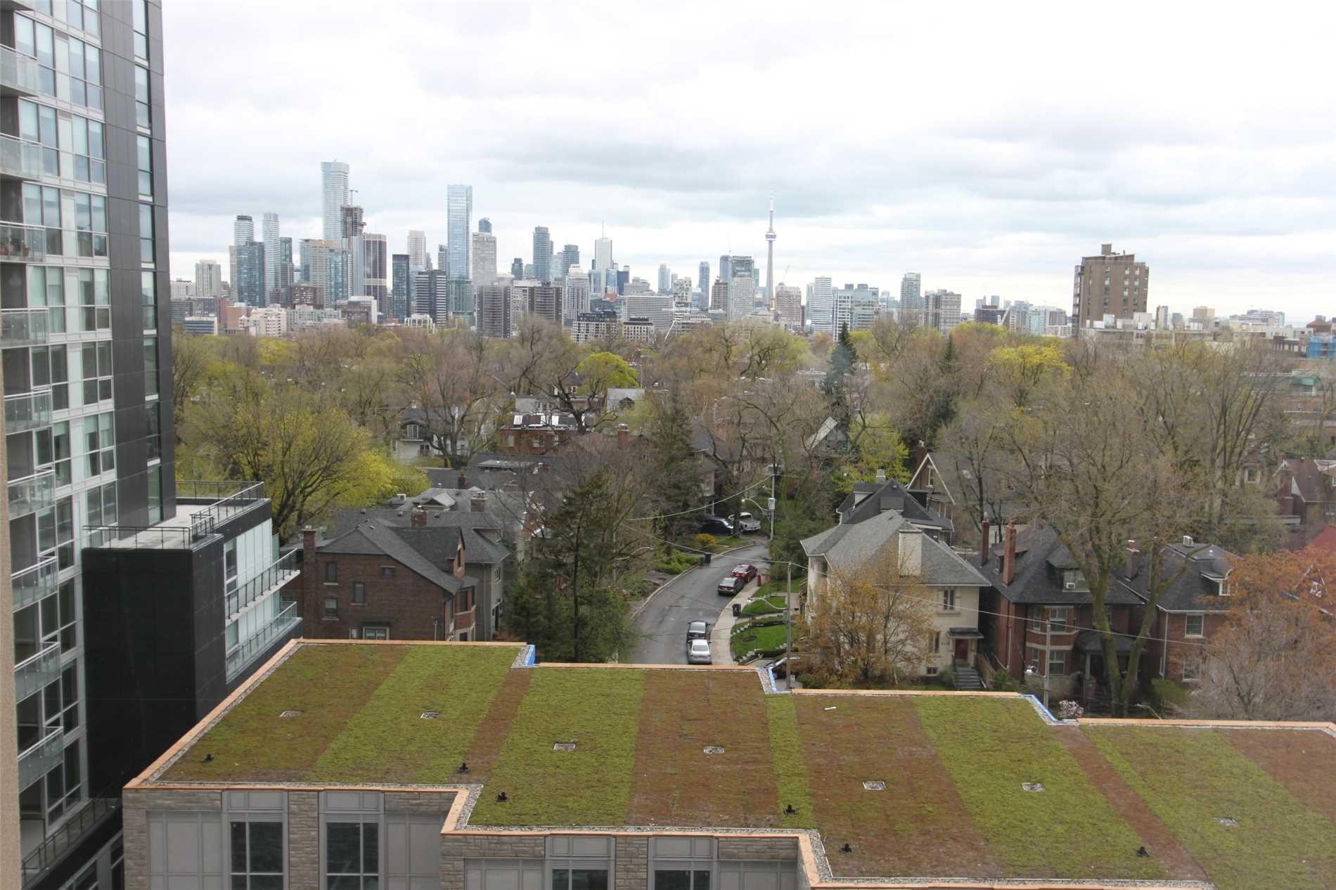 #712 - 111 St Clair Ave W, Toronto C4449764