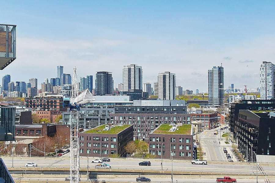#N1007 - 120 Bayview Ave, Toronto C4449882