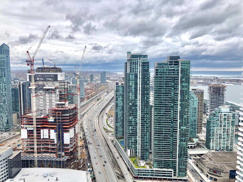 #4606 - 55 Bremner Blvd, Toronto C4451089