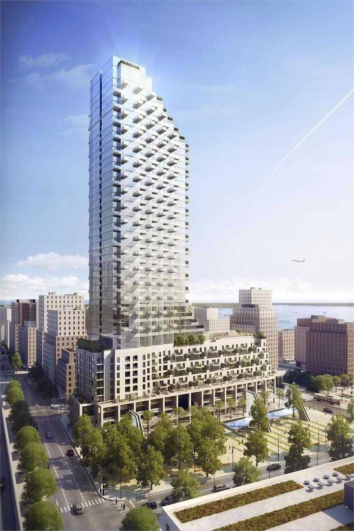 #919 - 12 Bonnycastle St, Toronto C4466005