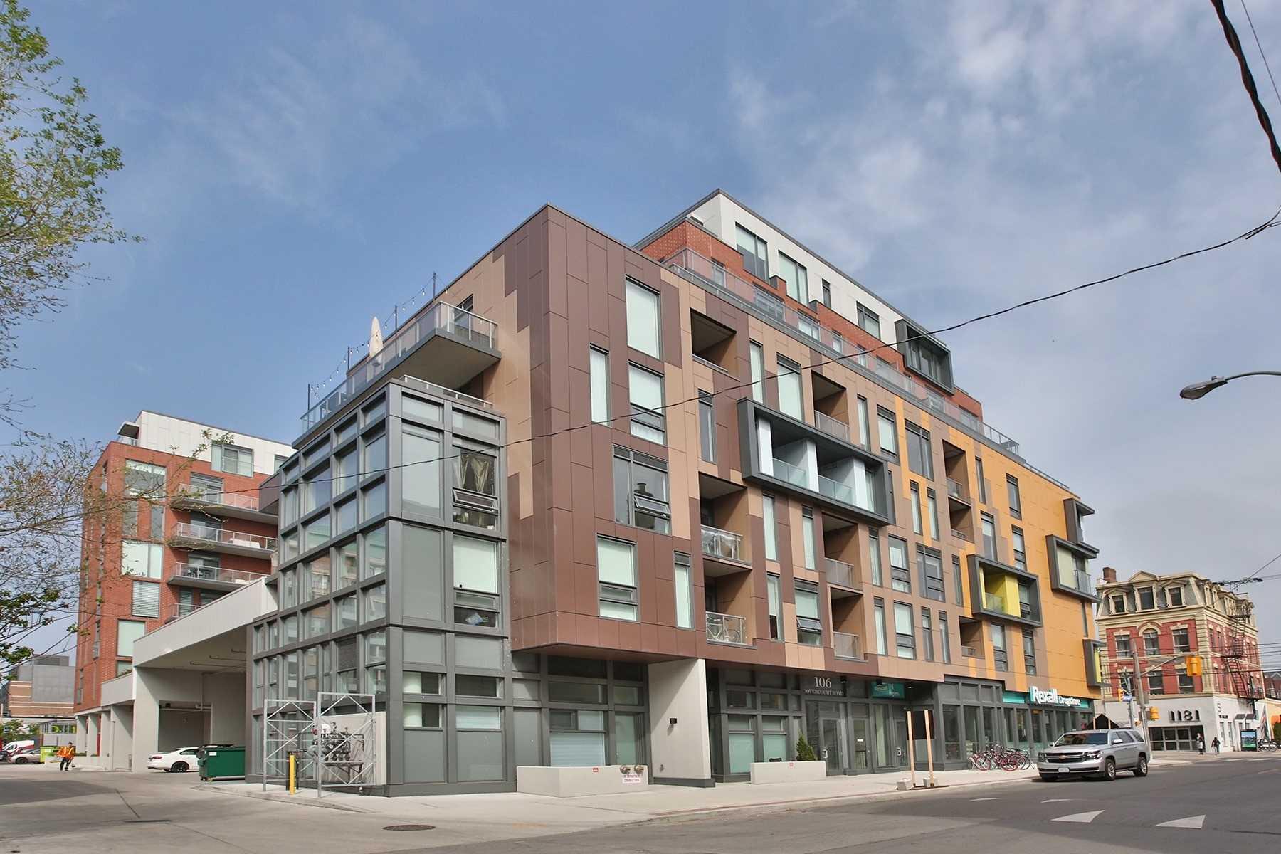 #211 - 106 Dovercourt Rd, Toronto C4509798