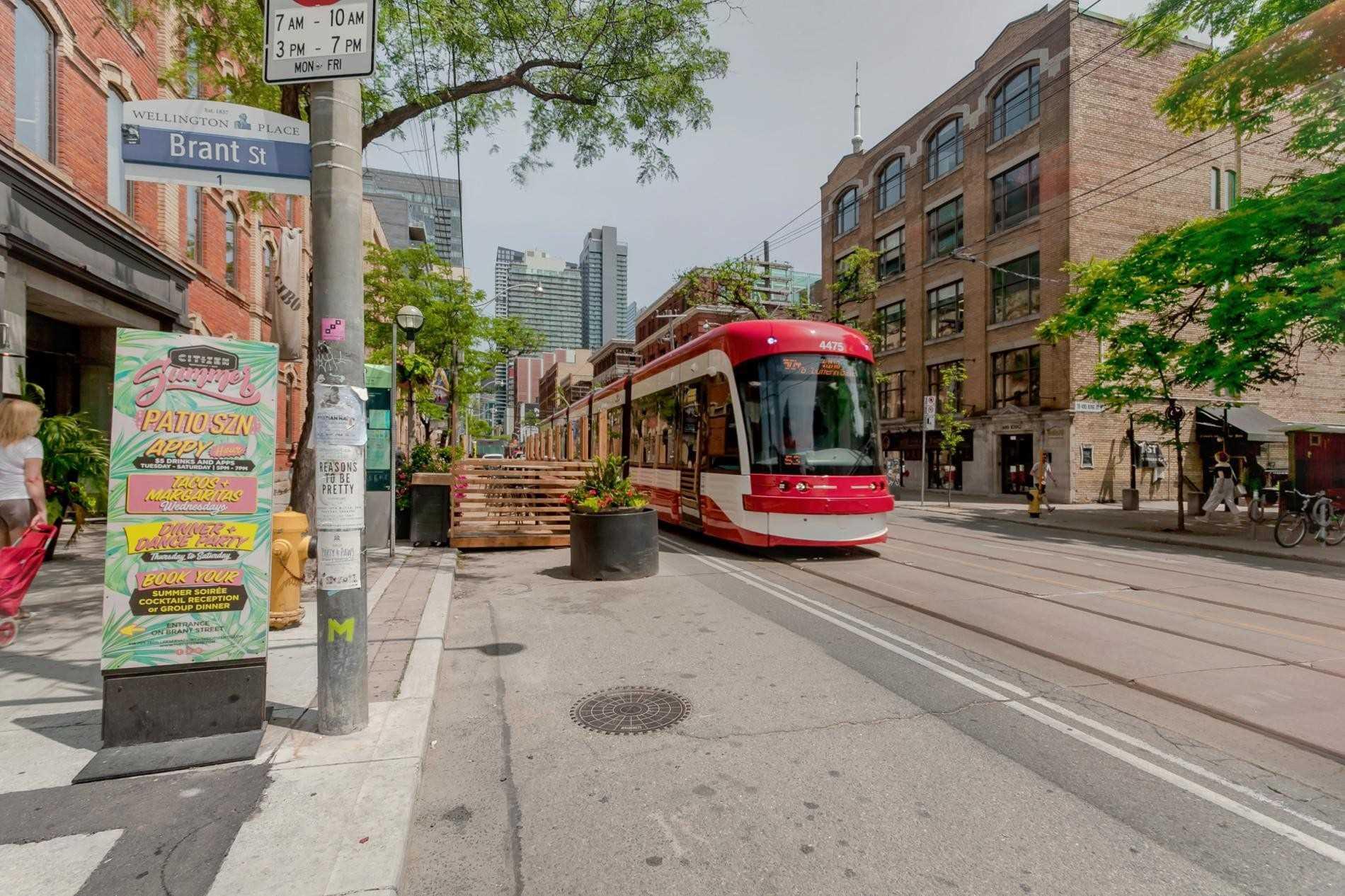 #609 - 19 Brant St, Toronto C4511341
