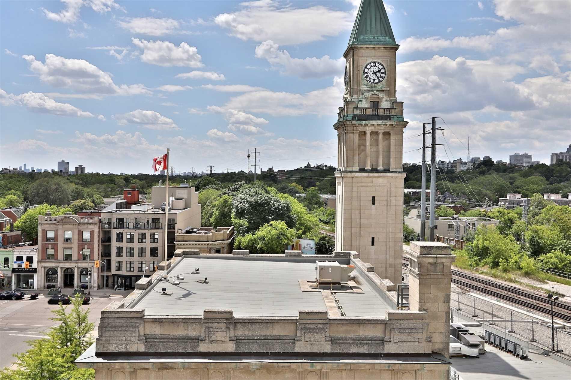 #703 - 20 Scrivener Sq, Toronto C4512452