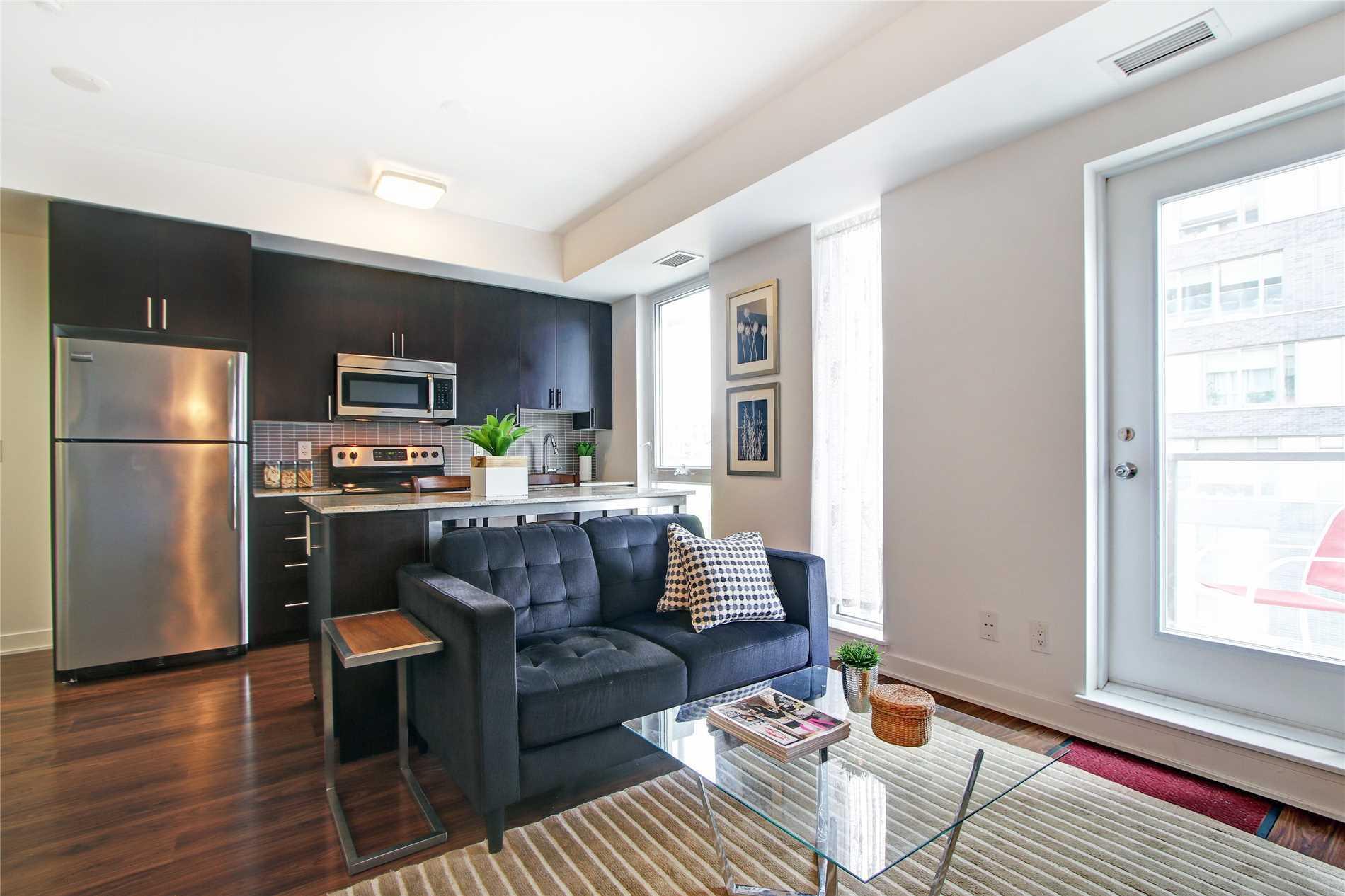 #312 - 260 Sackville St, Toronto C4513648