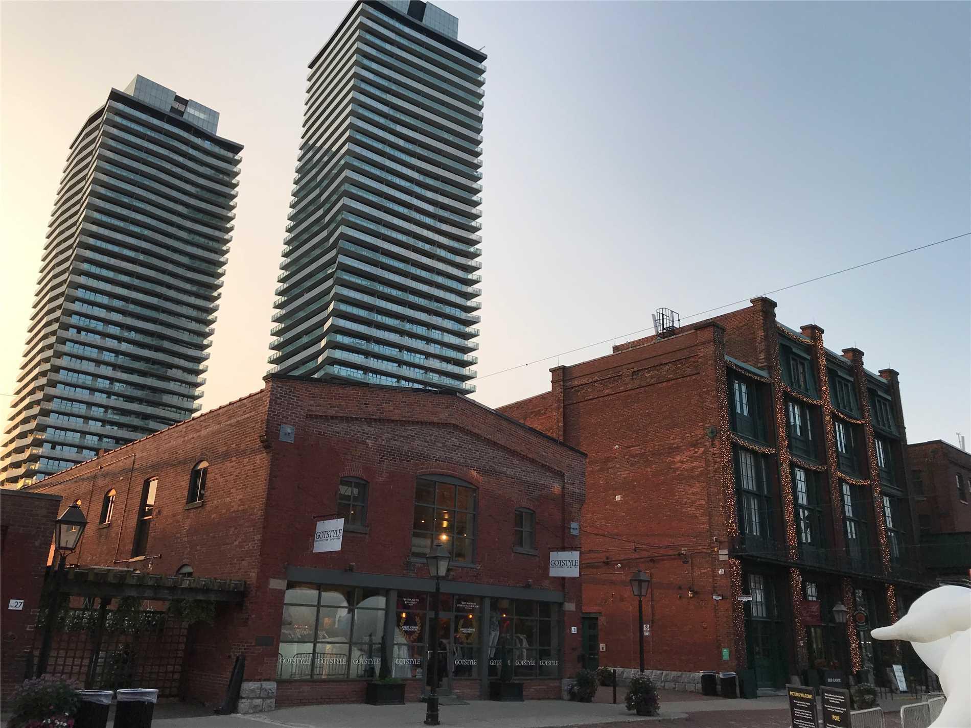 #2402 - 70 Distillery Lane, Toronto C4514086