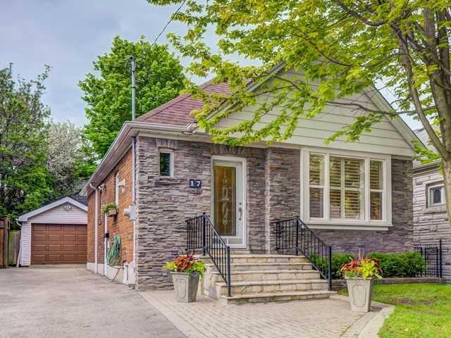 17 Parkland Rd, Toronto E3814376