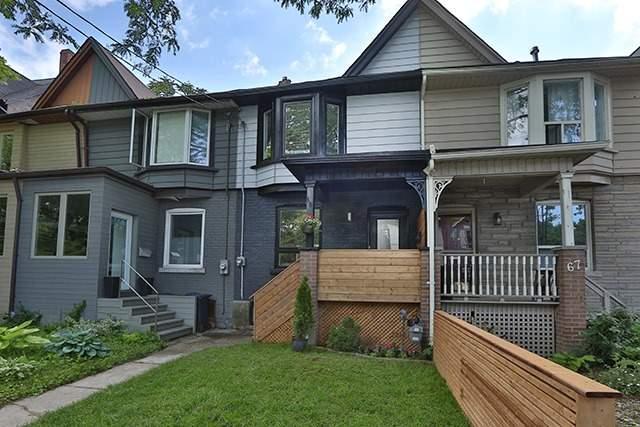 69 Mcgee St, Toronto E3850536