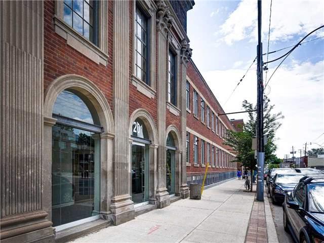 #240 - 201 Carlaw Ave, Toronto E3876845