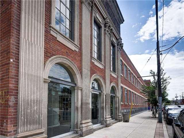 #145 - 201 Carlaw Ave, Toronto E3891913