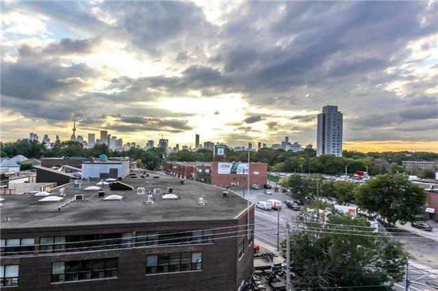 #608 - 319 Carlaw Ave, Toronto E3919393