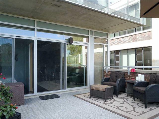 #512 - 233 Carlaw Ave, Toronto E3922384
