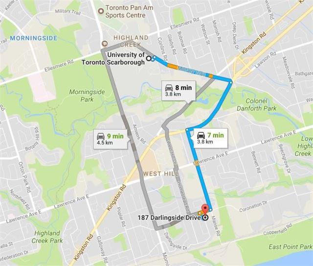 187 Darlingside Dr, Toronto E3928016