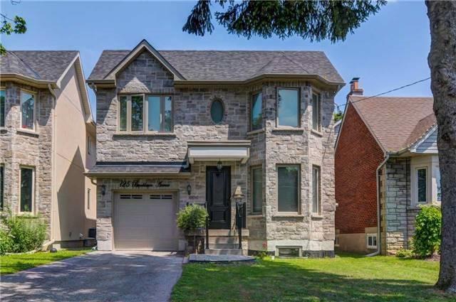 125 Brooklawn Ave, Toronto E3930351