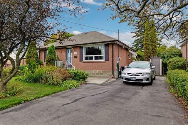 93 Cree Ave, Toronto E3950595