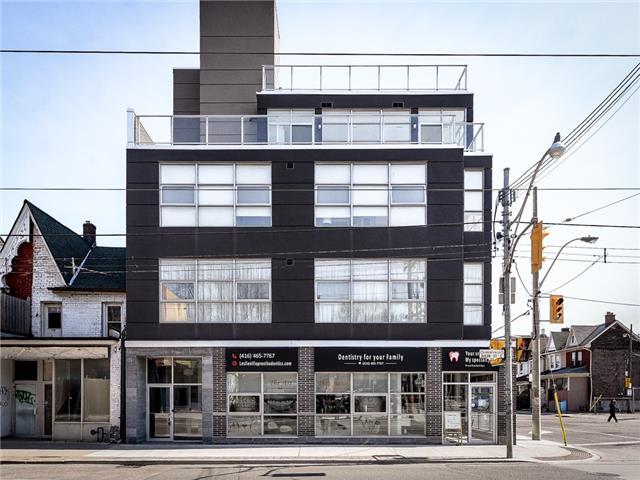 #202 - 1003 Queen St E, Toronto E3957822