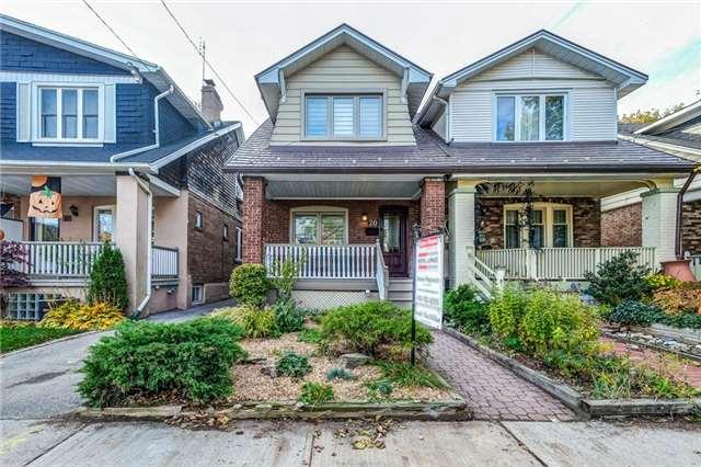20 Haslett Ave, Toronto E3978578