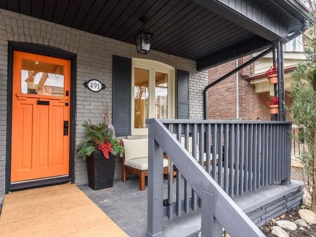 491 Strathmore Blvd, Toronto E3991928