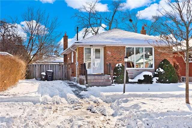 65 Blakemanor Blvd, Toronto E4014583