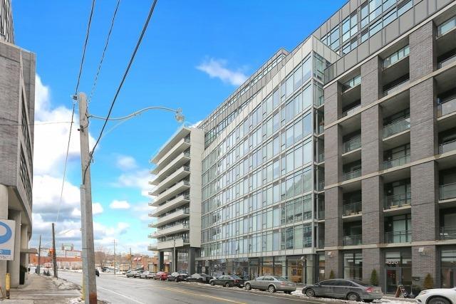 #911 - 1190 Dundas St E, Toronto E4017863